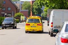 Störungsdienstauto von ADAC Lizenzfreies Stockbild