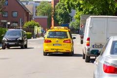 Störungsdienstauto von ADAC Lizenzfreie Stockfotos