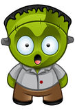 Stöt Frankensteins monster - Arkivfoton