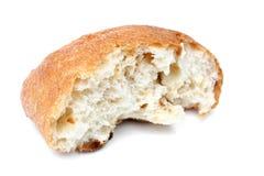Stück Brot stockfoto
