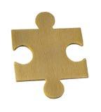 Stück des alten hölzernen Puzzlespiels Lizenzfreie Stockfotos