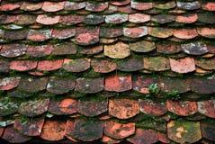 Stück des Dachs Lizenzfreie Stockfotografie