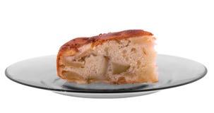 Stück einer Torte lizenzfreies stockfoto