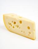 Stück Käse. Lizenzfreies Stockbild