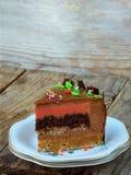 Stück Kuchen ` Märchen ` lizenzfreies stockbild
