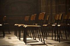 Stühle Lizenzfreies Stockbild