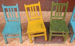 Stühle stockbild