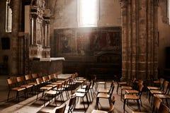 Stühle von Valère Lizenzfreie Stockfotografie