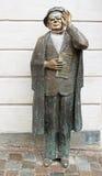 Stülpen Sie Taube-Monument (1890-1976), einer der berühmten schwedischen Komponisten um Lizenzfreies Stockbild