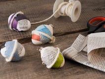 Stümpermaterial für Ostereier Lizenzfreie Stockfotos