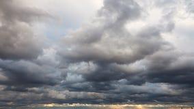 Stürmischer Himmel Stockfotografie