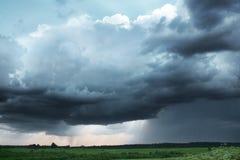 Stürmischer Himmel Lizenzfreie Stockbilder