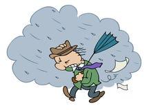 Stürmischer Tag