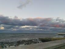 Stürmisches Meer Stockbilder