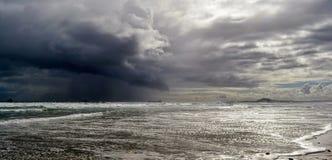 Stürmisches Wetter…. Lizenzfreies Stockbild
