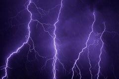 Stürmisches Wetter Stockbild