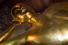 Stützender Buddha lizenzfreie stockbilder
