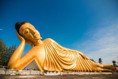Stützender Buddha Lizenzfreies Stockbild
