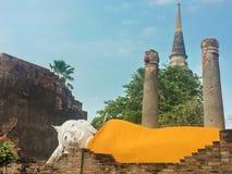 Stützender Buddha Stockfoto