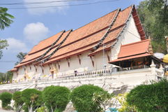 Stützender Buddha Lizenzfreies Stockfoto