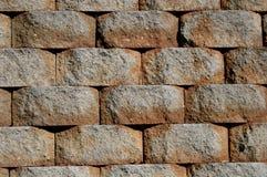 Stützmauer Stockbild