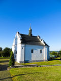 St伊莱亚斯教会在Subotiv村庄, & x28; 赫梅利尼茨基埋葬 库存图片