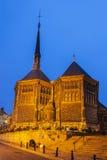 St凯瑟琳教会在翁夫勒 免版税库存图片