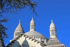 St前面大教堂, Perigueux 图库摄影