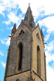 St吉恩deMalte,艾克斯普罗旺斯,法国教会  库存图片