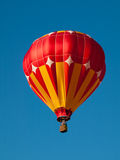 St吉恩sur Richelieu热空气Baloon节日 库存图片