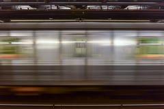 181st地铁站- NYC 库存照片