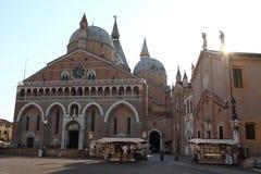 St安东尼奥大教堂在帕多瓦 库存照片
