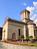 St安东教会, Curtea Veche,布加勒斯特,罗马尼亚 图库摄影
