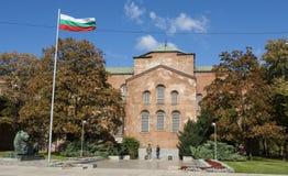 St索非亚教会在索非亚,保加利亚 免版税库存图片