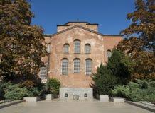 St索非亚教会在索非亚,保加利亚 图库摄影