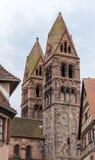 St église de foi, Selestat - Alsace, France photographie stock libre de droits
