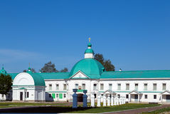 ST Αλέξανδρος του μοναστηριού Svir Στοκ εικόνες με δικαίωμα ελεύθερης χρήσης