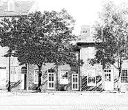 ST Τάμεσης Στοκ Εικόνα