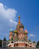 st базиликов cathederal Стоковая Фотография