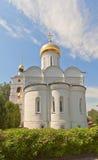 St Борис и собор Gleb (XVI c ) в Dmitrov, Россия стоковое изображение