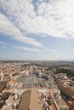 st Италии peter rome s квадратный Стоковая Фотография RF