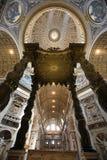 st Италии peter rome s собора Стоковая Фотография