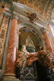 st Италии peter rome s собора Стоковое фото RF