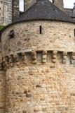 St Мишель Mont, Нормандия, Франция Стоковое Фото