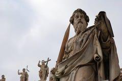 St. Паыль Стоковая Фотография
