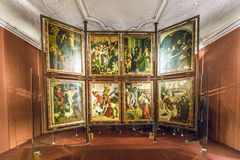 st Паыля peter melk церков аббатства Стоковое фото RF