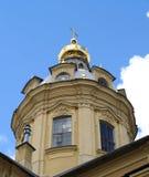 st Паыля peter petersburg России собора Стоковое Фото