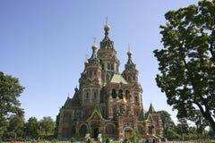 st Паыля peter s церков Стоковая Фотография RF