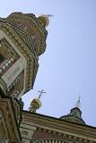 st Паыля peter s церков Стоковые Фото
