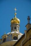 st Паыля peter petersburg России собора Стоковые Изображения